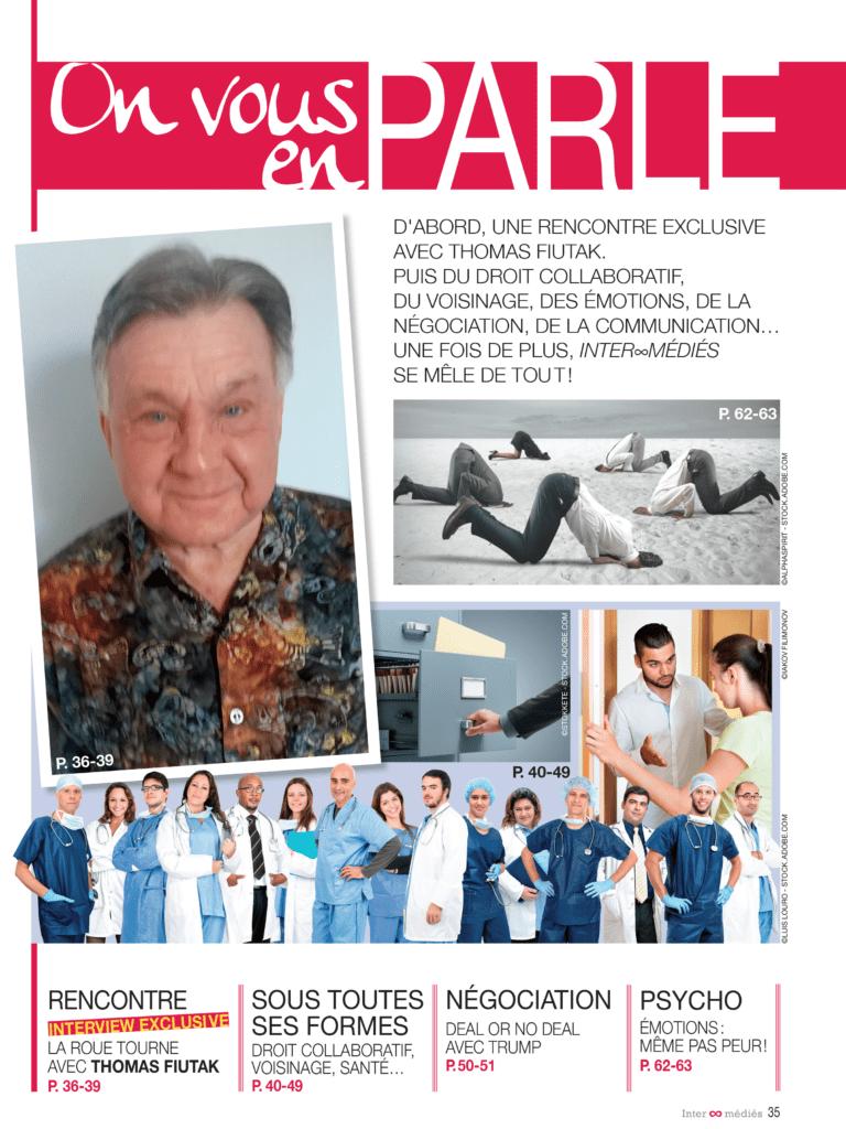 Inter-médiés N°5 _ Magazine