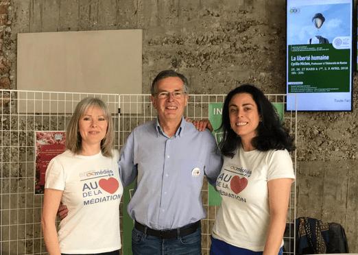 Inter-Médiés fête la médiation à L'IFOMENE