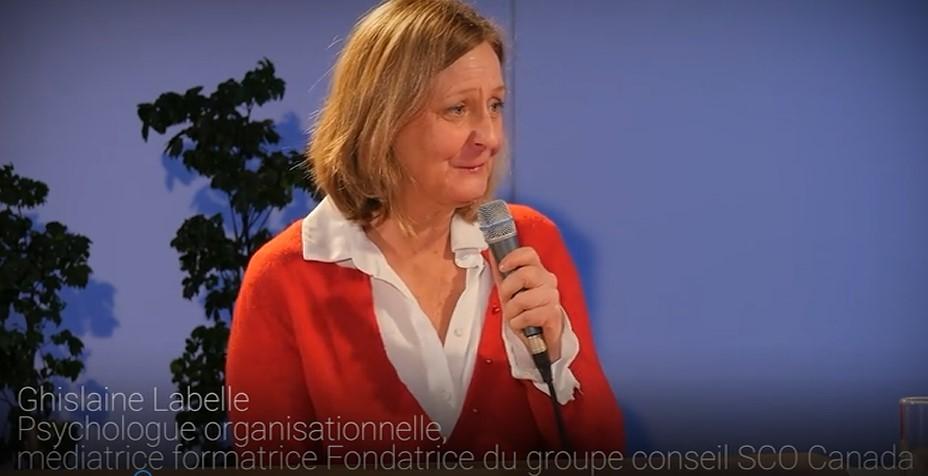 Angers 2020 : La médiation préventive au service des DRH avec Ghislaine Labelle