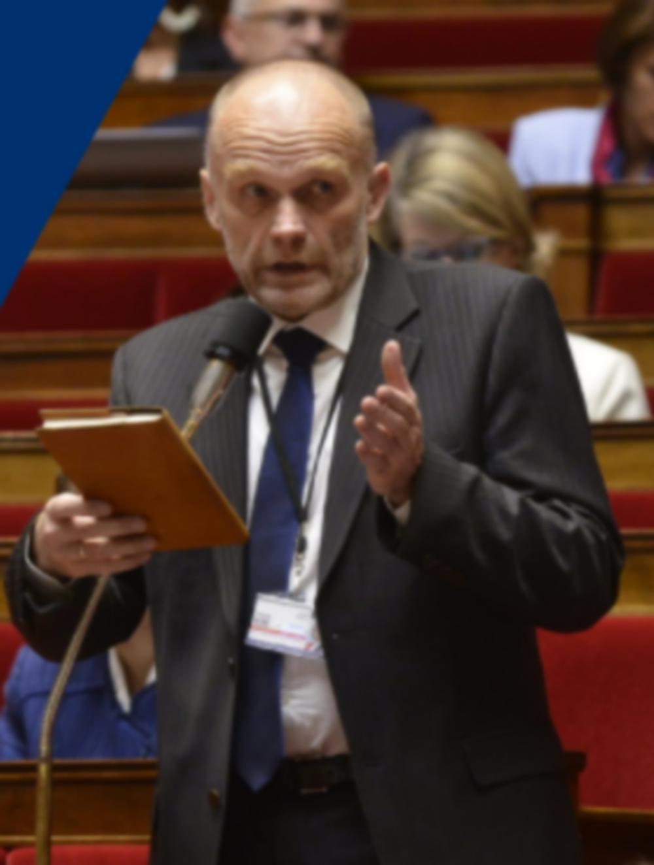 Interview audio avec Frédéric Petit