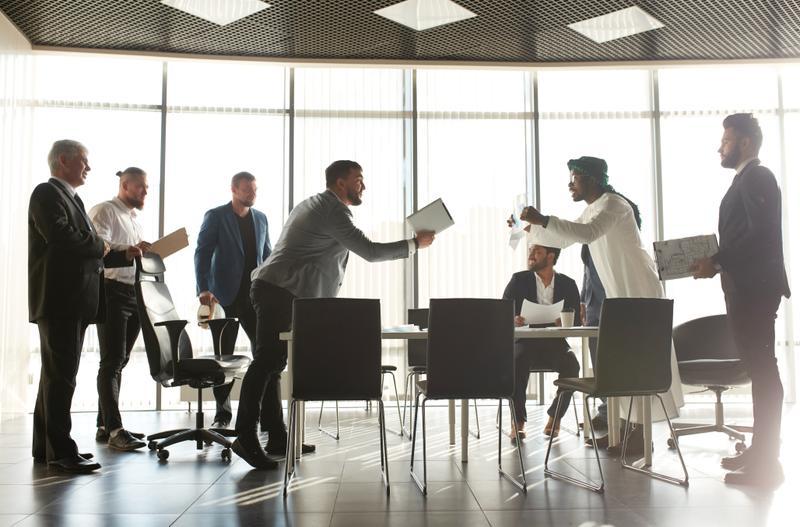 Des conflits bien gérés : une plus-value pour l'entreprise